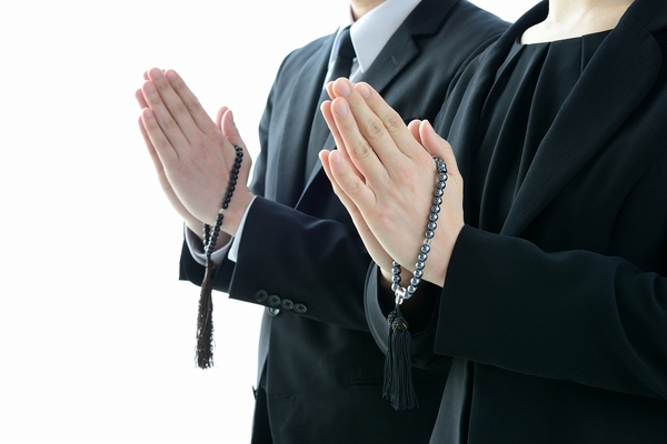 社葬に参列する際のマナー